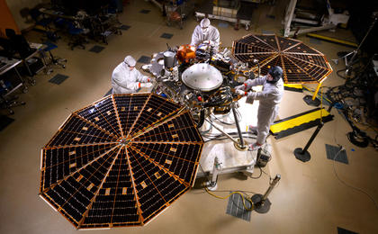 Pannelli fotovoltaici su Insight