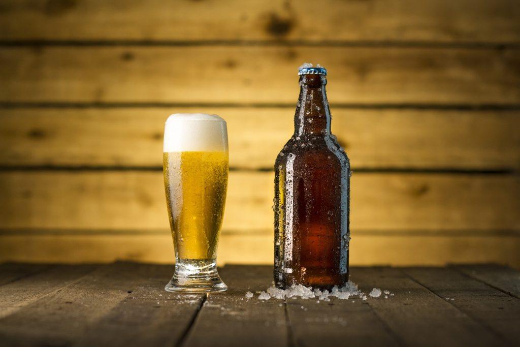 Birra pastorizzata con fonti rinnovabili