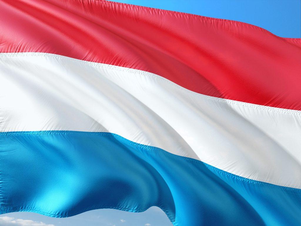 Bandiera Lussemburgo trasporti gratis