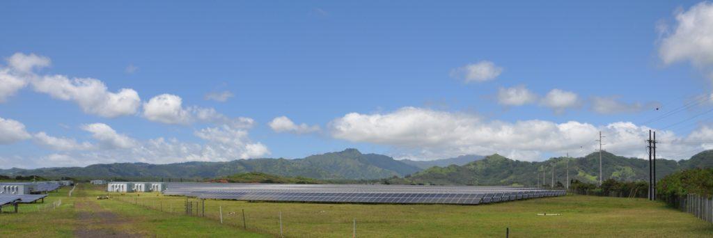 Impianto fotovoltaico Hawaii