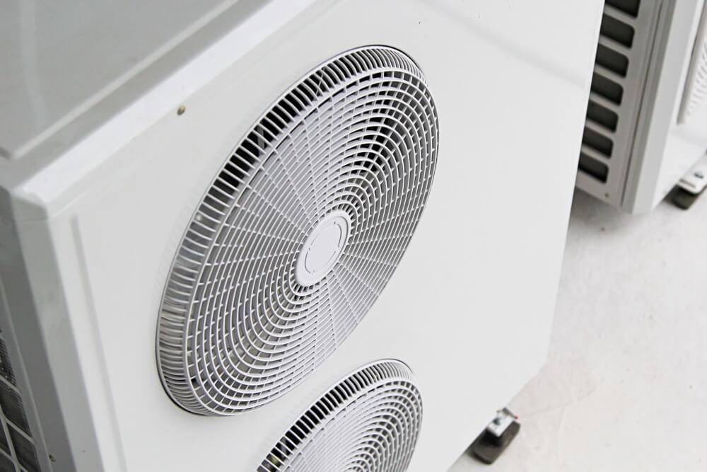 pompa di calore ad energia elettrica