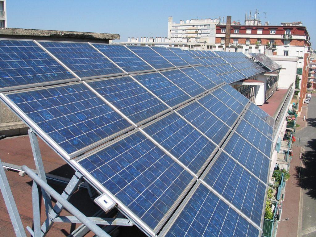 Fotovoltaico città