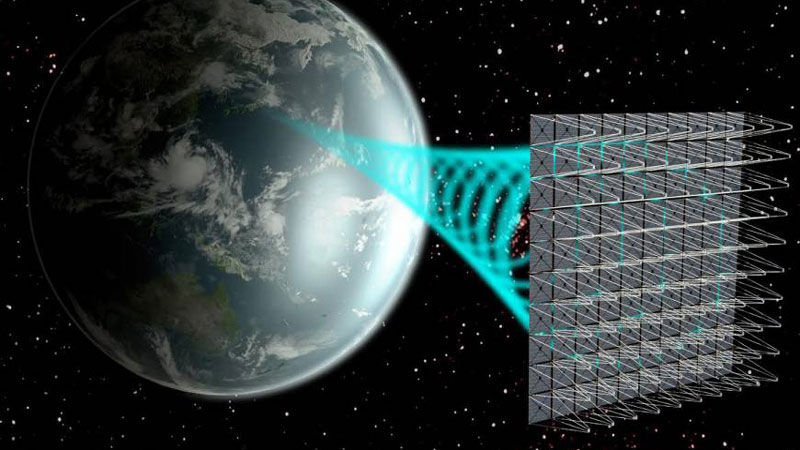fotovoltaico orbitale