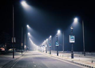 lampioni notte