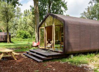 casa ecologica in cartone