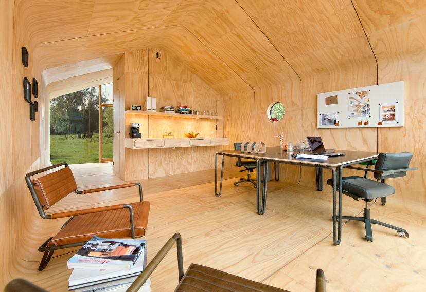 casa ecologica wikkel house