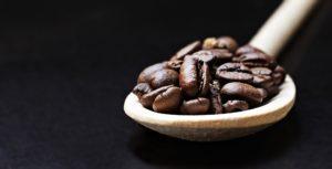energia chicchi di caffè