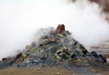 Terra a fuoco per le emissioni di CO2