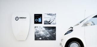Home energy storage battery unit