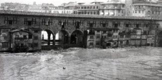 Inondazione Ponte Vecchio
