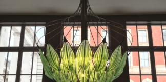 lampadario purifica-aria