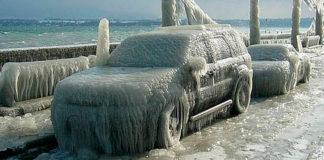 temperature ghiacciate