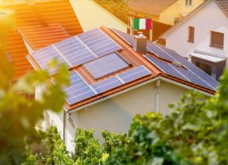 fotovoltaico italia superbonus