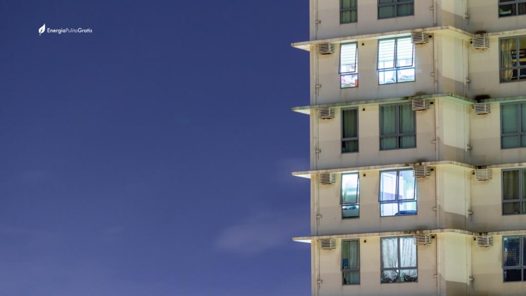 comunità energetiche appartamento